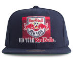 Mitchell & Ness New York Red Bulls Easy Three Digital Snapback - Black/Red/White 1