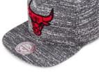 Mitchell & Ness Noise Chicago Bulls Snapback - Grey 5