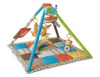 Infantino Go Gaga Deluxe Playmat & Gym  1