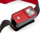 Black Diamond Ion Headlamp - Fire Red/Black 3