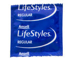 Ansell Lifestyles Condoms Regular 144pk 2