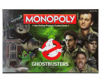 Ghostbusters Monopoly Board Game 1