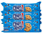 3 x Chips Ahoy! Original Chocolate Chip Cookies 84g 1