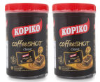 2 x Kopiko Classic Coffee Shot Candy Jar 240g 1