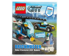 LEGO City Brickmaster Comic Book & Lego Kit 1