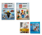 Lego City Essential Book Collection w/ Model 2