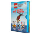 Lego City Essential Book Collection w/ Model 3