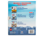 Lego City Essential Book Collection w/ Model 5