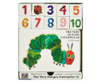 The Very Hungry Caterpillar Board Book and Block Set 1