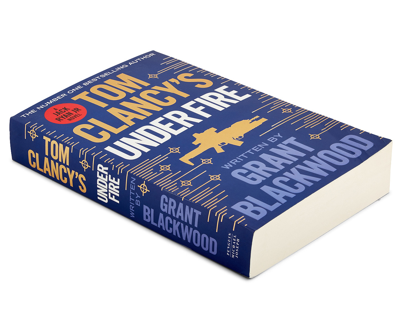 tom clancy s books Buy now: wwwnewyorkcollapsecom new york collapse is an in-world fictionalized companion to one of the biggest video game releases of 2016: tom clancy's the.