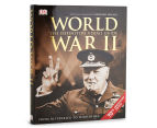 World War II: The Definitive Visual Guide Book 1