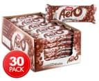 30 x Aero Bars Milk Chocolate 35g 1