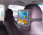 Portable 9-Inch Twin Screen Car DVD Player 2