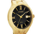 Citizen 38mm Brit BI502250E Dress Watch - Yellow Plated 2