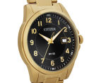 Citizen 40mm Brit BI504252E Dress Watch - Gold/Black 2