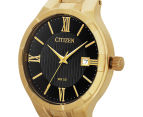 Citizen 38mm Brit BI502250E Dress Watch - Yellow Plated 3