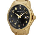 Citizen 40mm Brit BI504252E Dress Watch - Gold/Black 3