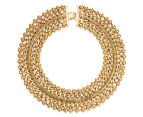 PeepToe Pharoah Necklace - Gold 1