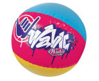 Wahu 60cm Jumbo Beach Ball - Blue/Pink/Yellow 2