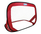 Wahu Pop Up Soccer Goals Set - Red 3