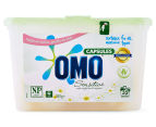 OMO Sensitive Laundry Liquid Capsules 35pk 1