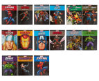 Marvel: 15 Book Hero Library 2