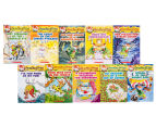 Scholastic Geronimo's Fabumouse Collection Book Set 1