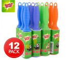 12 x 3M Scotch-Brite Mini Lint Roller 1