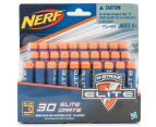 NERF N-Strike Elite 30 Dart Refill - Blue/Orange 1