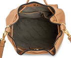 Tony Bianco Valour Bucket Bag - Camel 5