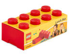 LEGO® Lunch Box 8 - Red 1