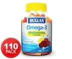 Bioglan Omega-3 VitaGummies For Adults 308g 110pk 1