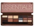 BYS Essentials Contour, Brow & Eyeshadow Palette 1