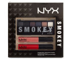 NYX Smoky Eyeshadow & Lip Gloss Kit 1