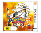Nintendo 3DS Pokèmon Sun Game 1