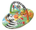 Infantino Explore & Store Playmat & Gym - Jungle Buddies 1