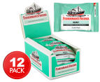 12 x Fisherman's Friend Strong Mint Freshmints 25g 1