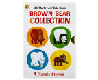 Eric Carle Brown Bear Collection 3