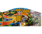Hot Wheels Racing Convertible Book 6