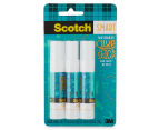 3M Scotch Smart Washable Glue Stick 3-Pack 1