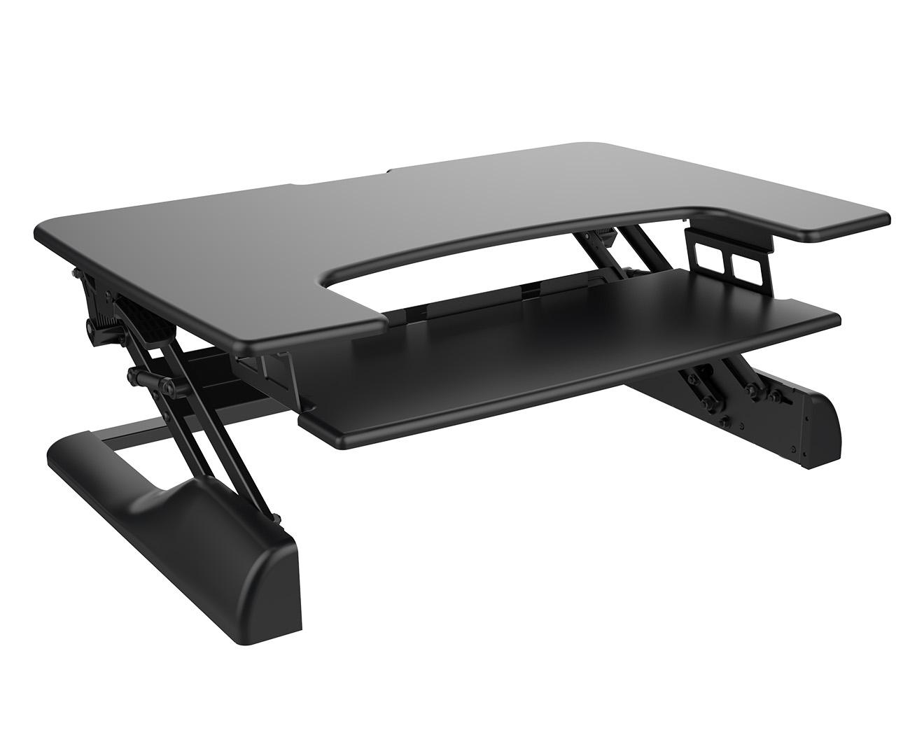 Scoopon Shopping Bratek Height Adjustable Standing Desk