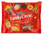 McVitie's Family Assorted Biscuits 360g 1