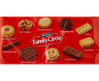 McVitie's Family Assorted Biscuits 360g 3