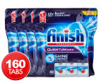 4 x Finish Powerball Quantum Max Shine & Protect Dishwashing Caps 40pk 1