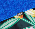 KAS Rousseau Queen Bed Quilt Cover Set - Multi 6