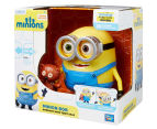 Minions Talking Bob Action Figure - Yellow/Blue 1