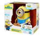 Minions Talking Stuart Action Figure - Yellow/Blue 1