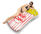 BigMouth Inc. Giant Popcorn Pool Float - Red/Yellow 5