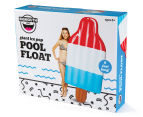 BigMouth Inc. Giant Ice Pop Pool Float -Red/White/Blue 6
