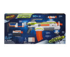 NERF Modulus Blaster + Shield Upgrade + Flip Clip Upgrade Kit 4